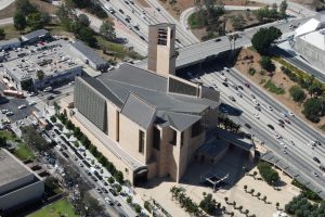 cathedral of our lady of angels